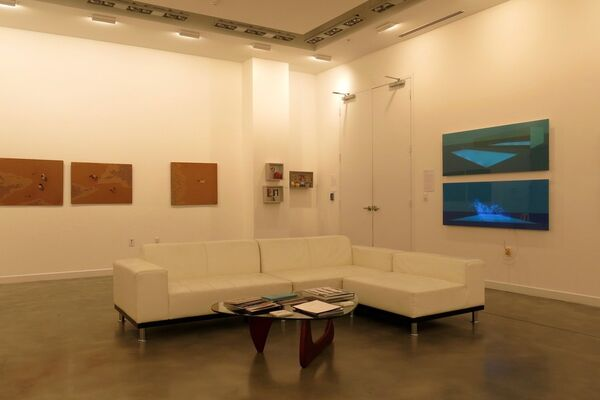 Independent Voices, installation view