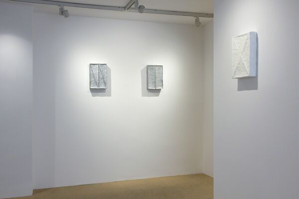 Jürgen Schön. Objects and Drawings, installation view
