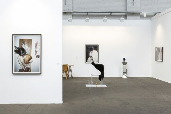 MARTOS GALLERY at Art Brussels 2019, installation view