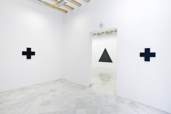 Miguel Marcos at ARCOmadrid 2016, installation view