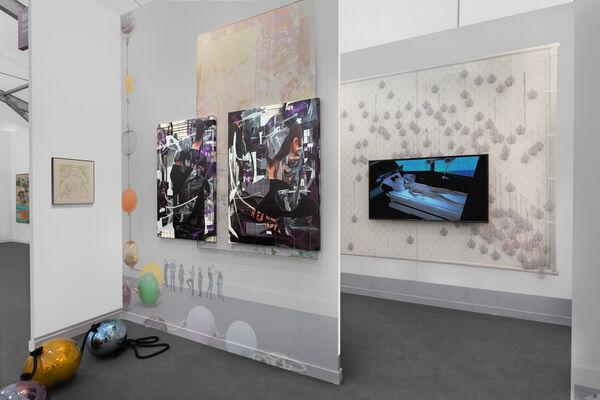 Société Berlin at Frieze New York 2019, installation view