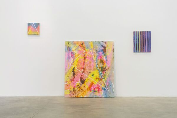 Primary Colour, installation view