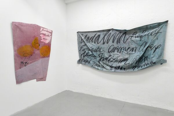 1998: A Biography in Exile, installation view