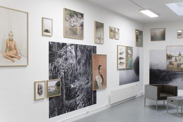 Yann Gross // The Jungle Show III, installation view