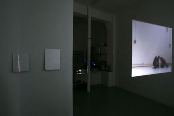 Prinz Gholam,, installation view