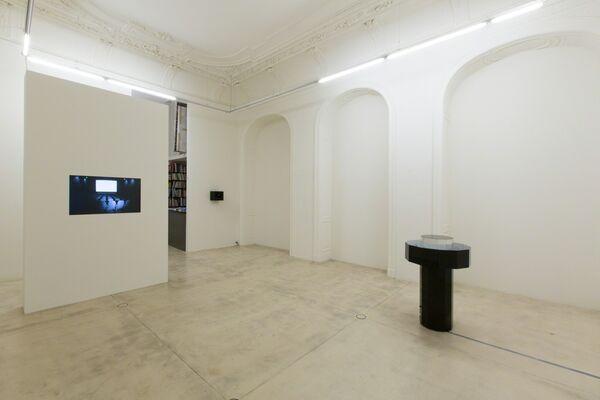 Bernd Oppl -Intermission, installation view