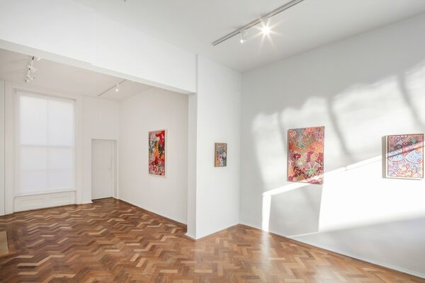 Dreams are Like Water, installation view