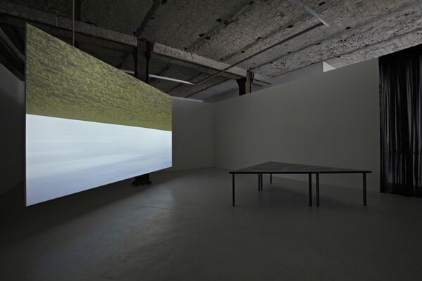 Ground Control, An interdisciplinary forum by Awst & Walther, installation view