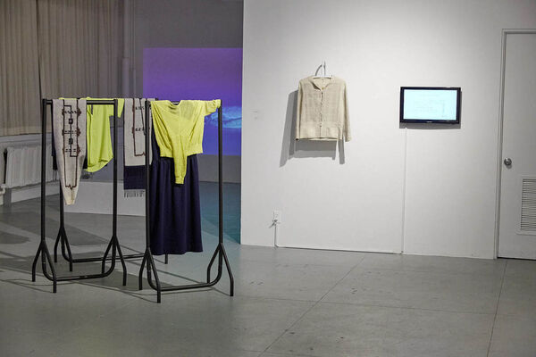 Omega Workshop: An Experiment In Counter-Fashion, installation view