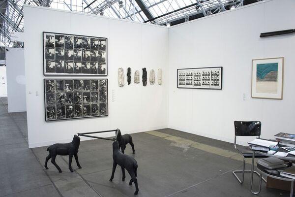 Gaa Gallery at CODE Art Fair 2018, installation view