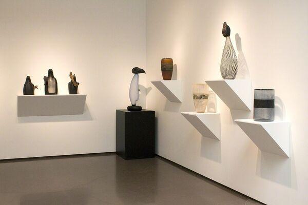 Preston Singletary: Collaborations in Glass, installation view