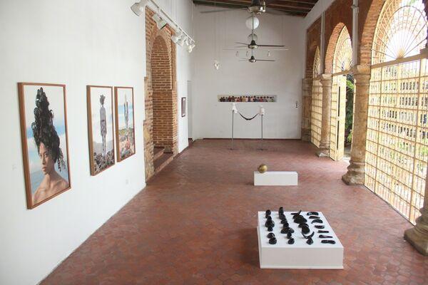 Gloria, installation view