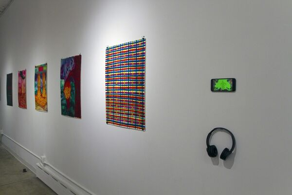 OUTTHERE, installation view