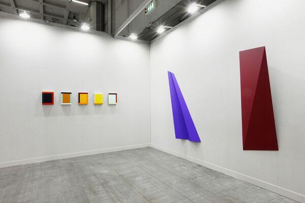Dep Art at miart 2018, installation view