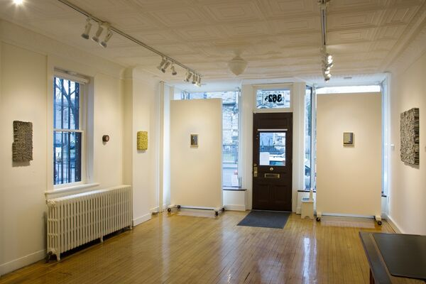 Remnant, Erin Walrath, installation view