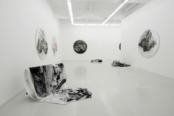 Flowers for X, installation view