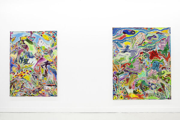 wes'onah, installation view