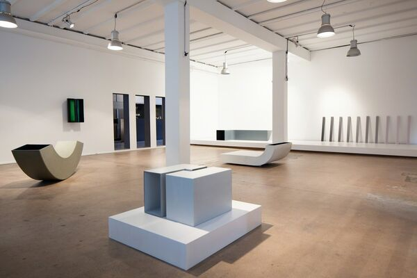 Reinier Bosch –ROOM WITH A VIEW, installation view