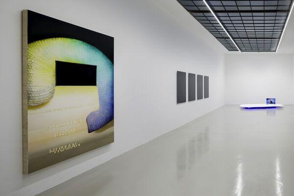 """""""Stranger Days"""", installation view"""