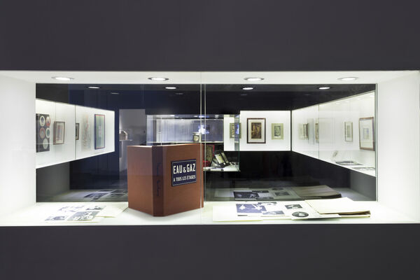 DUCHAMP and/or/in CHINA, installation view