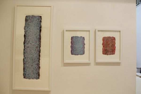 The Salon Art Mora, installation view