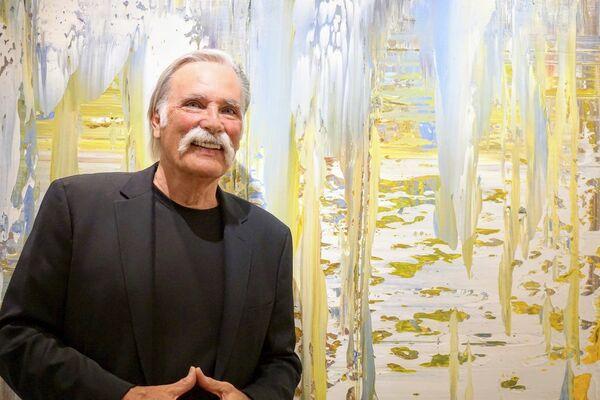 James C. Leonard Solo Exhibition: Inner Landscapes, installation view
