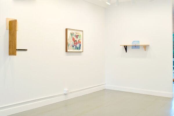 Hold The Horizon Close, installation view