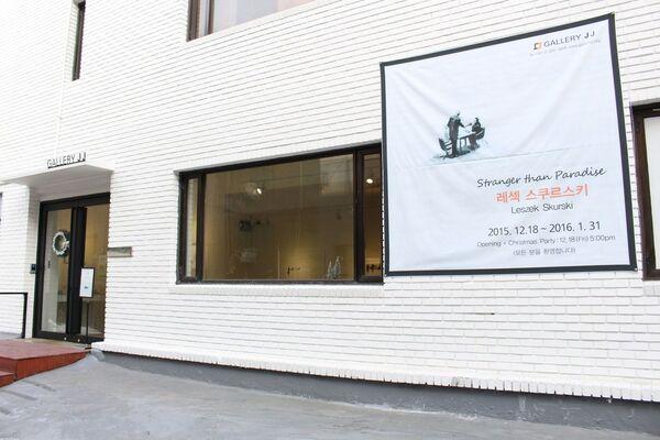 Gallery JJ at KIAF 2016, installation view