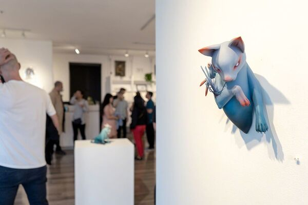 Togetherness, installation view