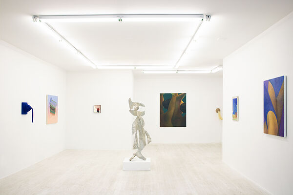 You Haven't Started Wondering About Yet... Curated by Lauren Marinaro, installation view
