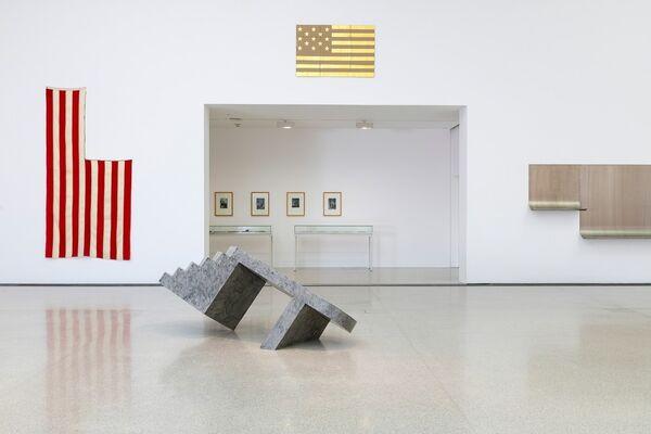 Optik Schröder II. Works from the Alexander Schröder Collection, installation view