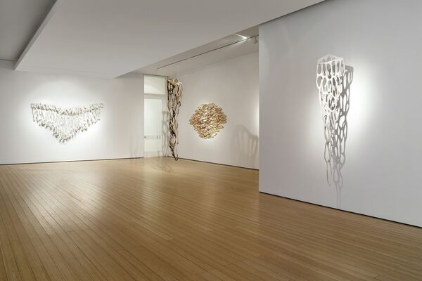 Caprice Pierucci: Full Circle, installation view