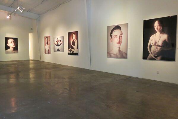 Broken Mirror, installation view