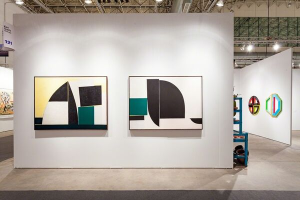 Kavi Gupta at EXPO CHICAGO 2018, installation view