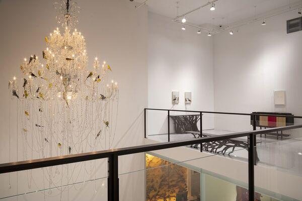 Sebastian ErraZuriz: Breaking the Box, installation view