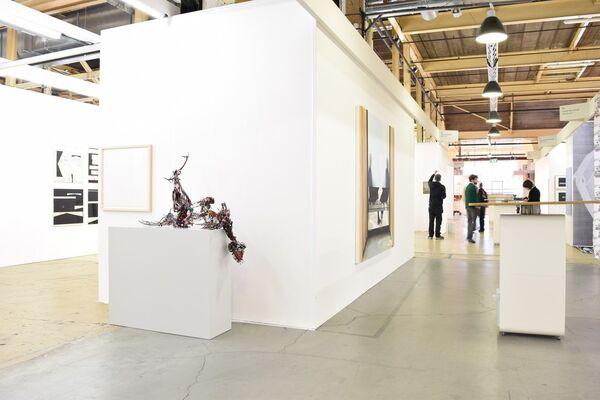 Borzo Gallery at Art Rotterdam 2017, installation view