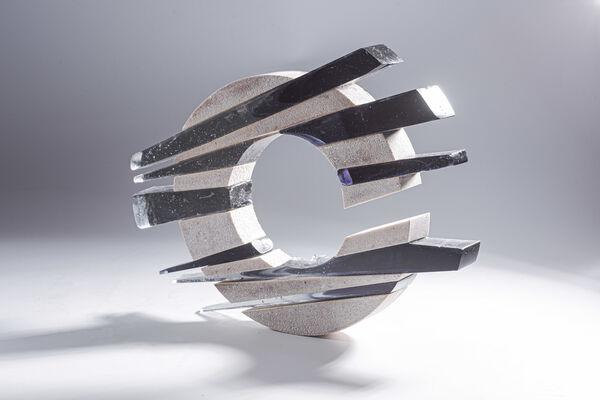 Zuzana Kubelková - Heads 'n Tails, installation view