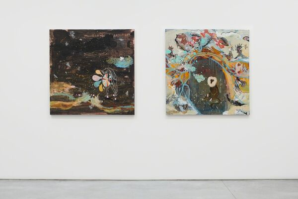 Conjuring Wholeness in the Wake of Rupture, installation view