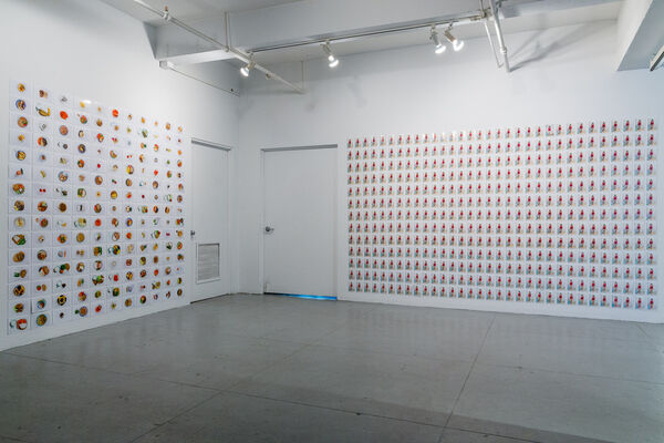 Once More, With Feeling, installation view