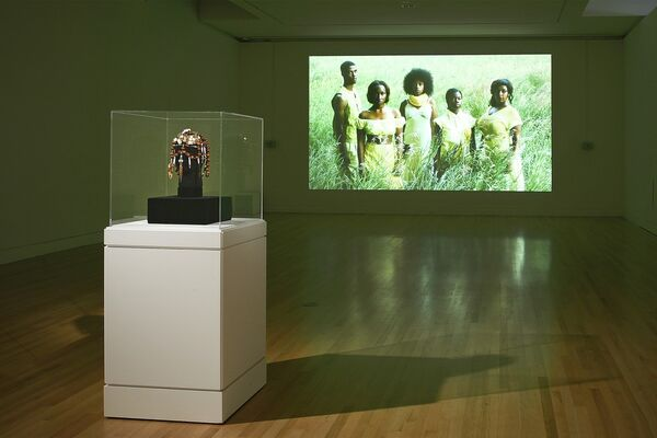 To: Seattle   Subject: Personal, installation view
