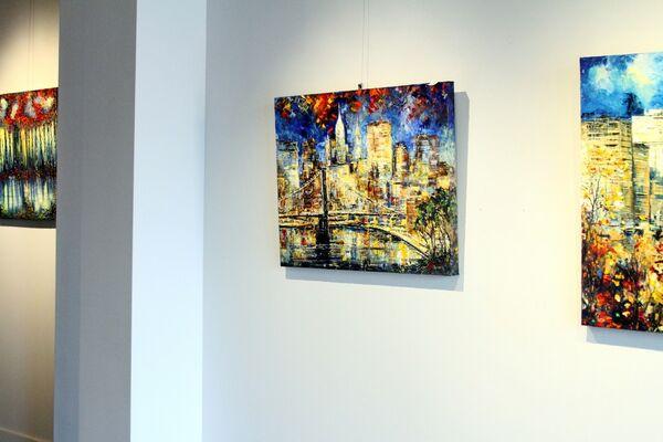 Bruno D'Anna Solo Exhibtion, installation view