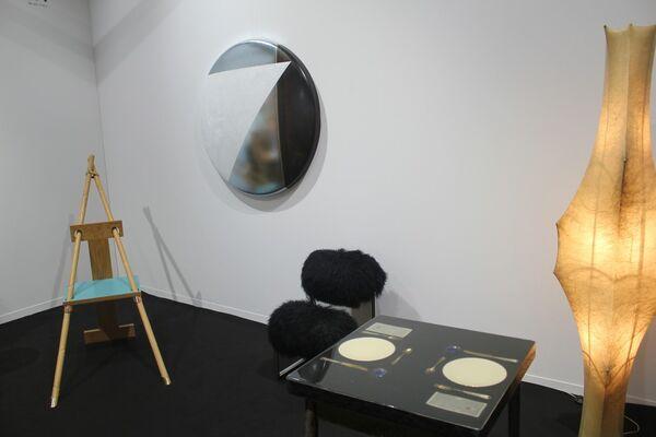 Erastudio Apartment Gallery at artgenève 2016, installation view