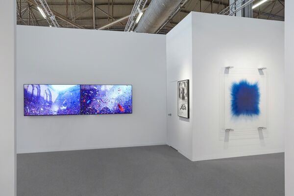 Sean Kelly Gallery at The Armory Show 2019, installation view
