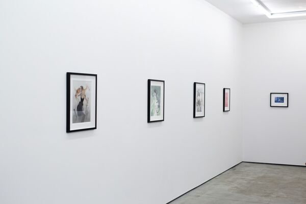 J.A.W. Cooper: Impermanence, installation view
