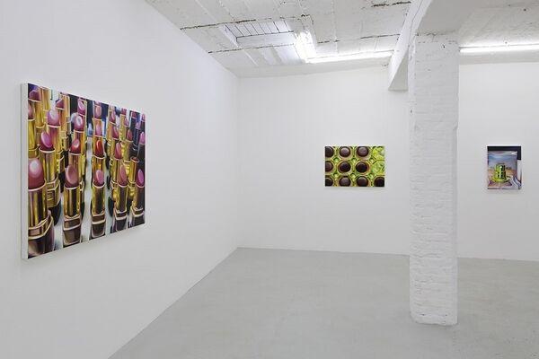 Charlotte Trossbach - Shine, installation view