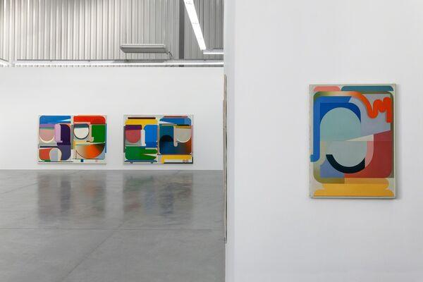 Carbon 12 at Art Week at Alserkal Avenue, installation view