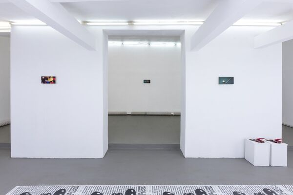 More Than Lovers, More Than Friends, installation view