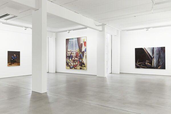 G2 #5: Hildebrand Collection, installation view