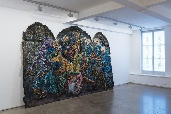 Raquel van Haver, Hard Truths, installation view