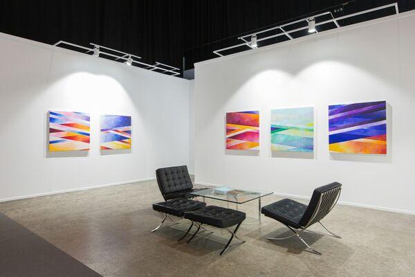 Meem Gallery at Art Dubai 2018, installation view